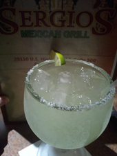 Sergios margarita review cypress texas tx