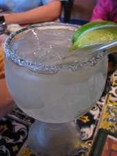 Fiesta en Guadalajara Mexican Restaurant Margarita Review