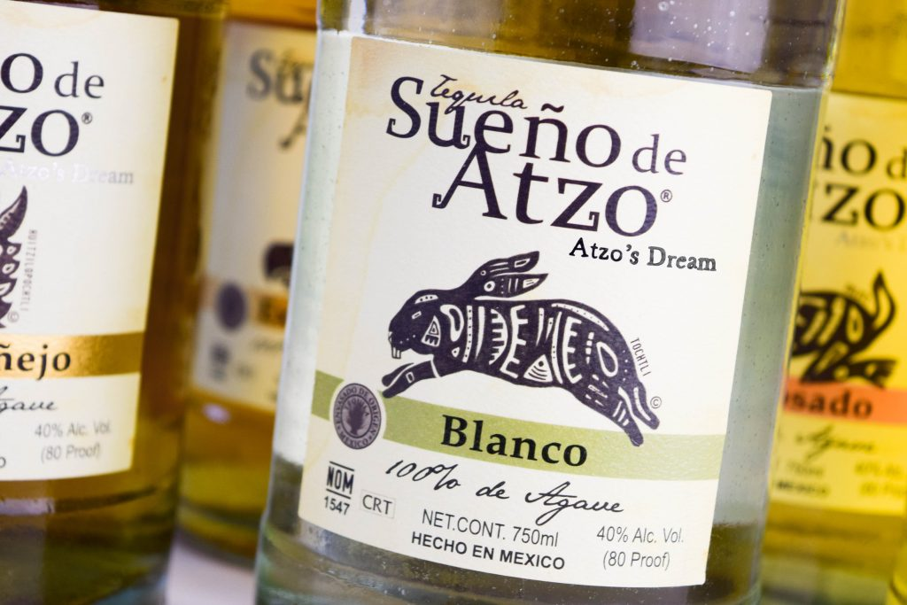 Discussing Tequila And Processes With J Antuna Owner Of Sueno De Atzo Margarita Texas
