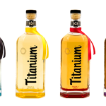 Tequila branding and aging with Titanium Tequila