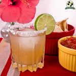 Frozen Honeydew Margarita