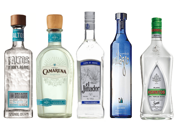 5 Best Cheap Tequilas For Margaritas Margarita Texas